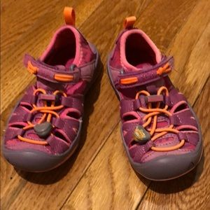 Keen Water Shoes—Barely Used!